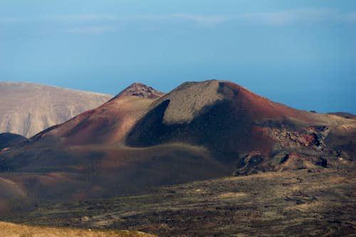 Pico Partido and Montaña del Señalo