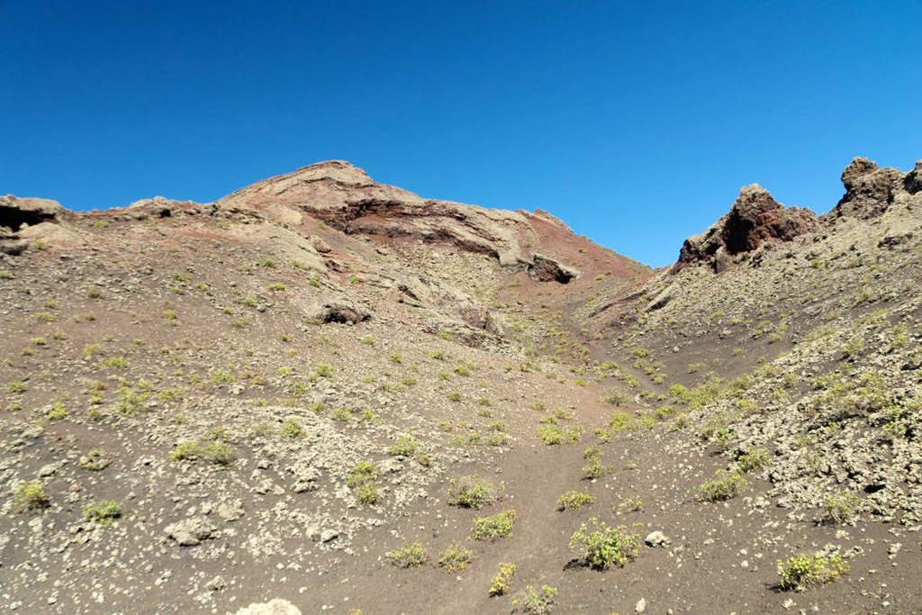 Pico Partido summit