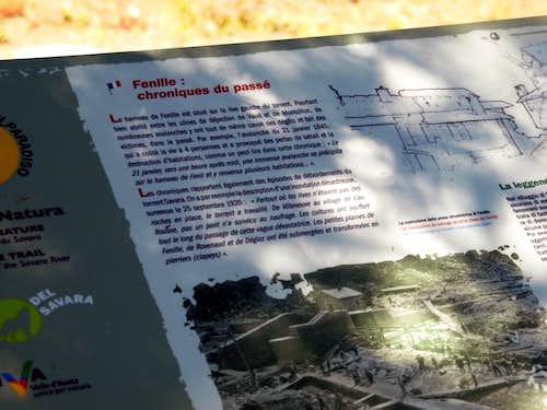 Valsavarenche / a Fenille cronache del passato 2016