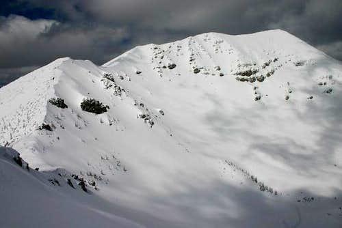 Humphreys Peak viewed from...