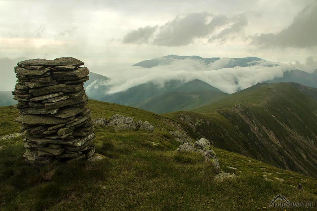 Godeanu mountains