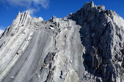 Cool Rock Formation on Sacajawea