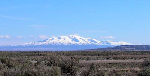 Black Pine Mountains, a...