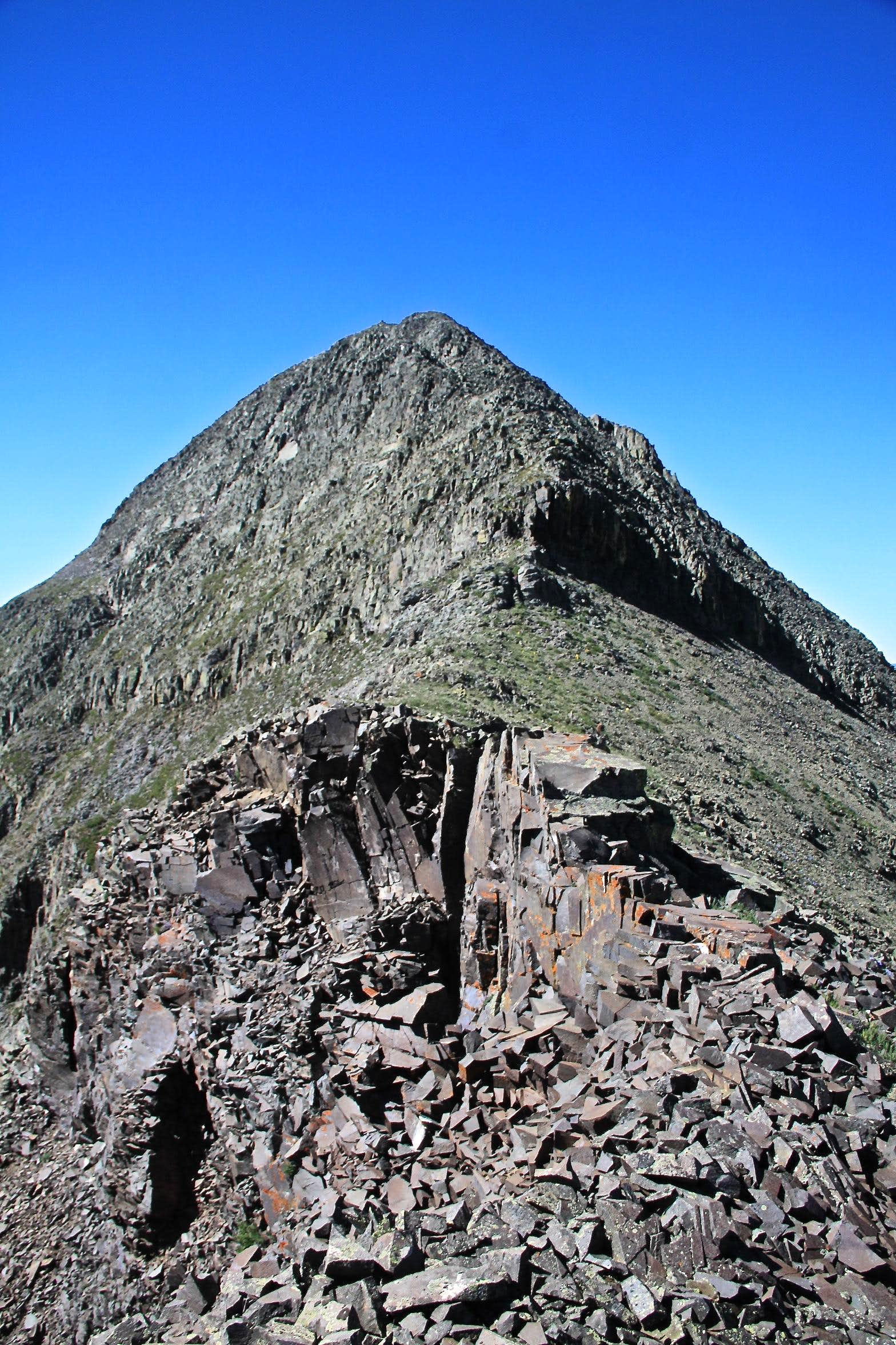 Dome Mountain A