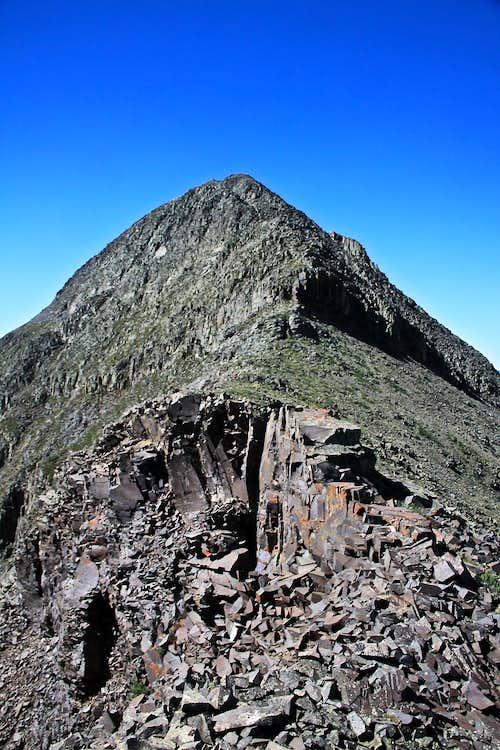 Dome Mountain A