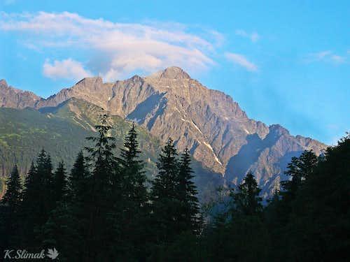 Mt. Ladovy Stit