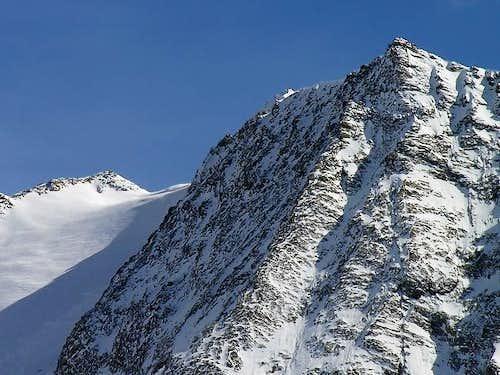Il versante n-o del mont...