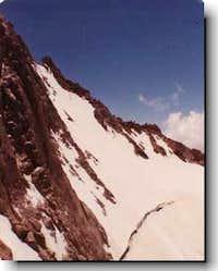 west Glacier in spring