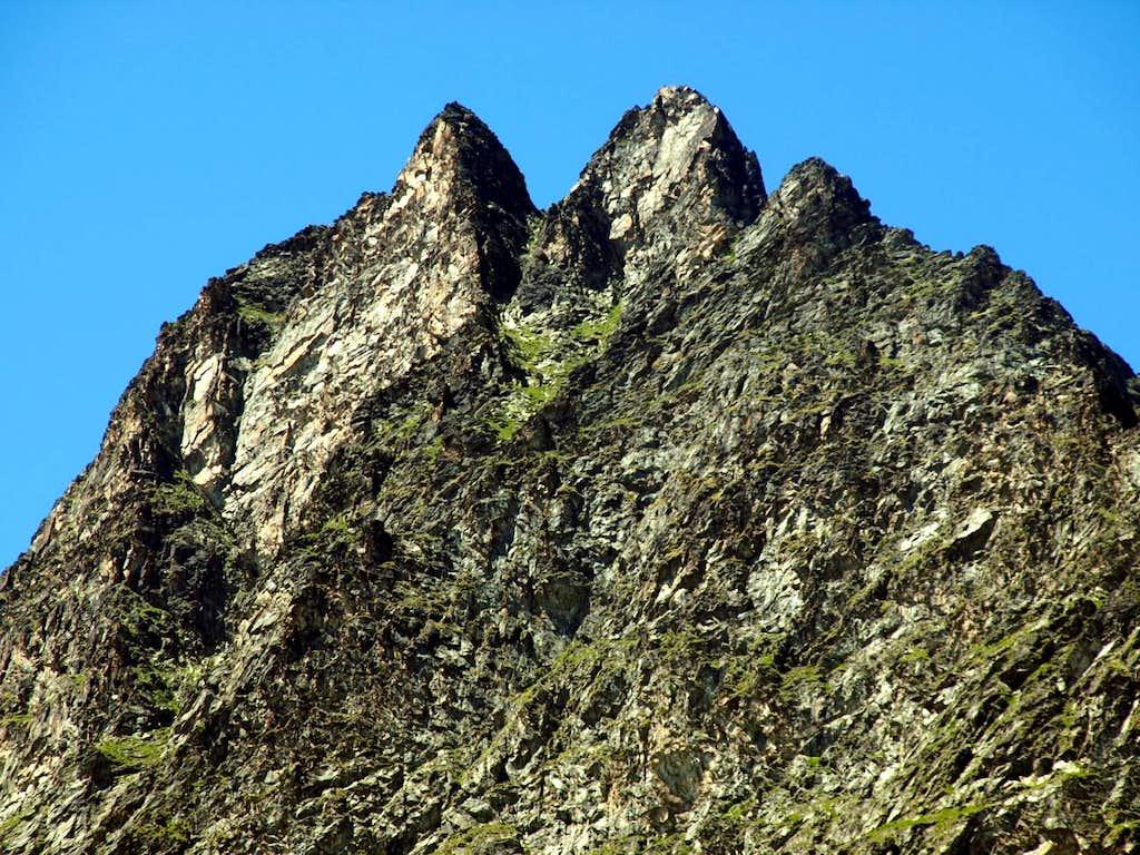 Triple Fourquin de Bioula above Valsavarenche 2016
