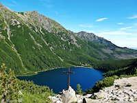 Morskie Oko Lake