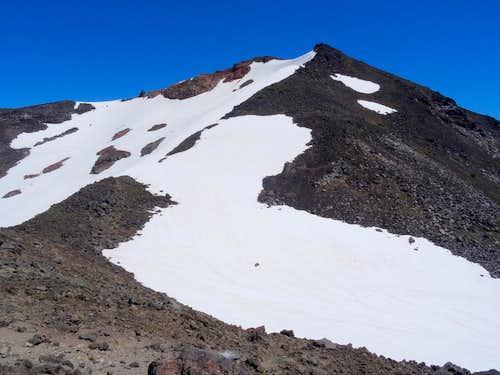 diamond peak NW ridge