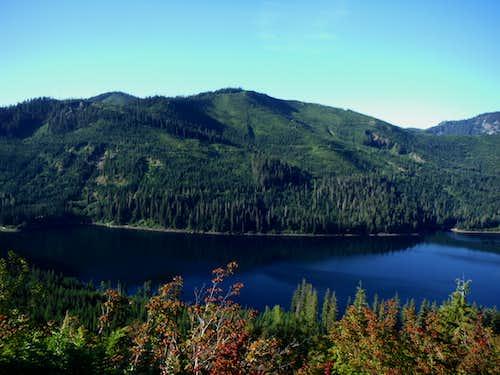 Loser Ridge and Lost Lake