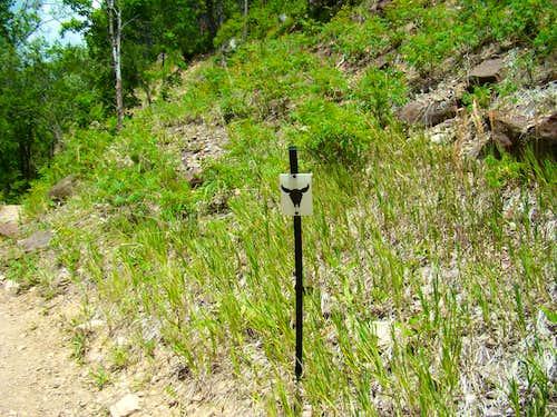 Centennial Trail Reminder