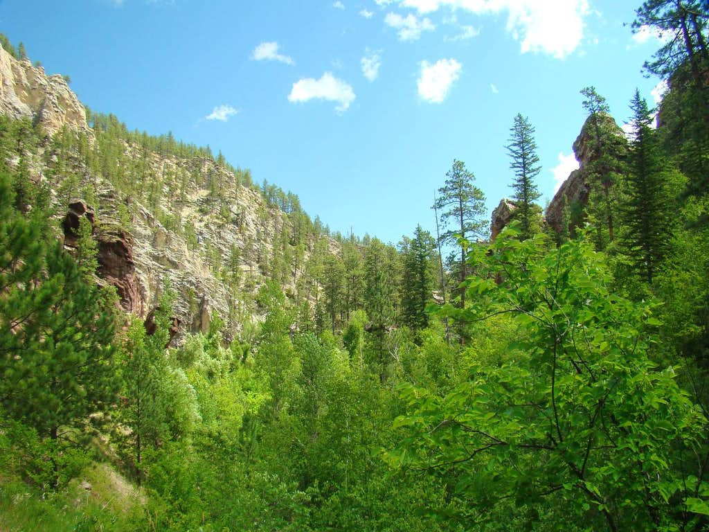 Little Elk Canyon