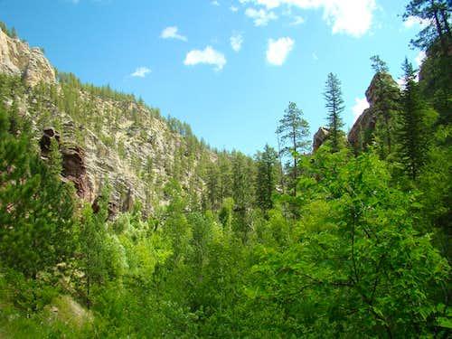Little Elk Canyon