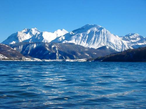 Gran Sasso (2912 m) seen from...