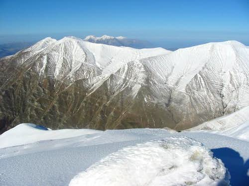 Pizzo di Sevo (2419 m), Cima...