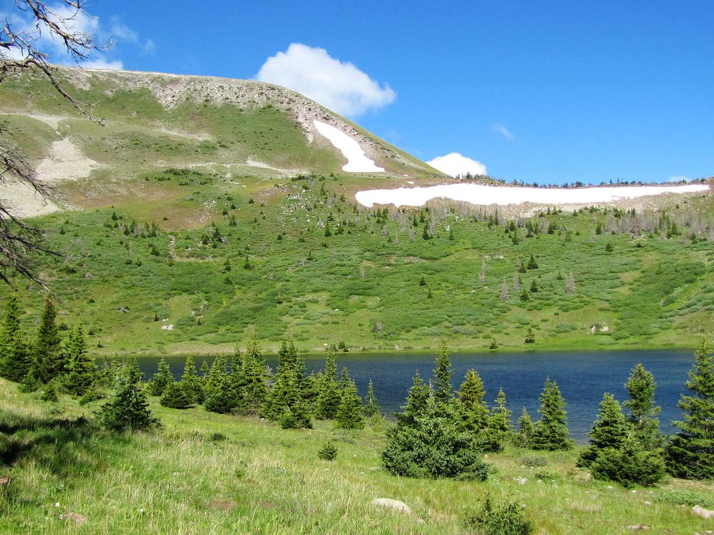 Archuleta Lake & Point 12404 ft
