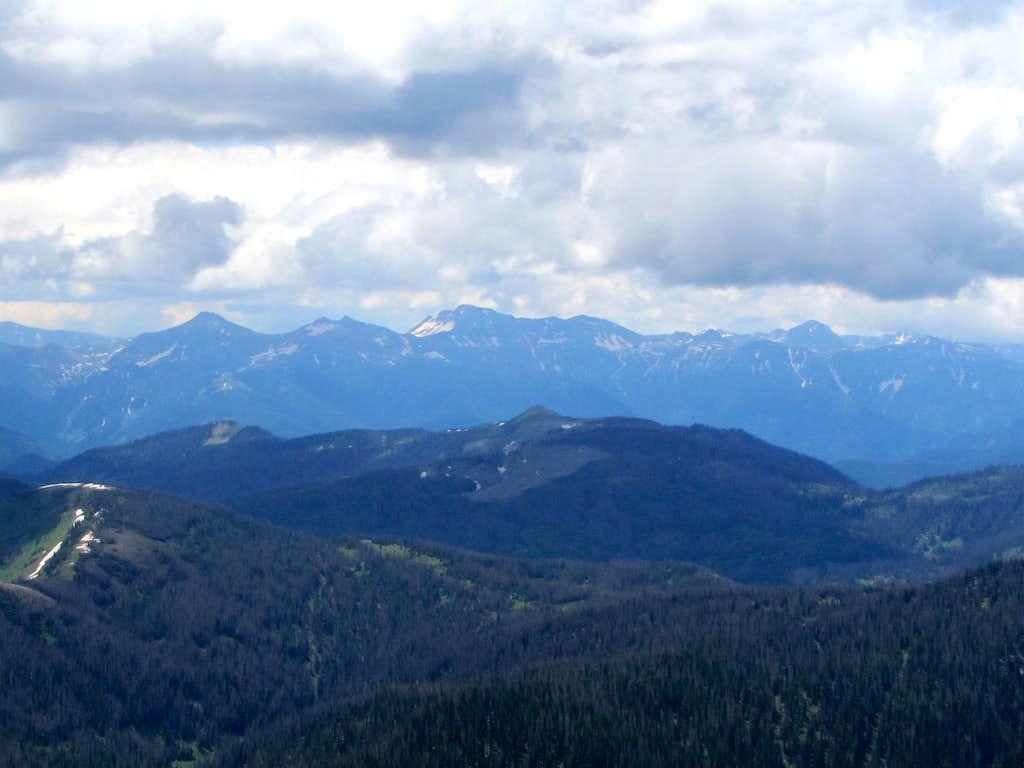 Long Trek, Montezuma & Summit Peaks