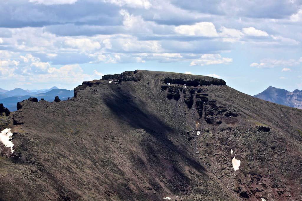 Pole Creek Mountain