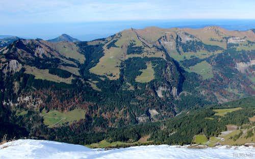 Mörzelspitze and Leuenkopf