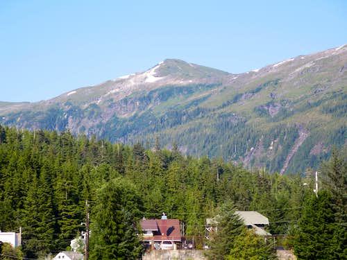 Roy Jones Mountain