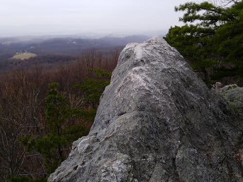 White Rocks (5.4-5.11-)