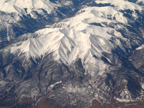 Mt. Princeton from the...