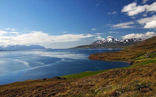 Akureyri bay