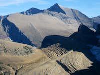 Looking East Towards Mount Siyeh