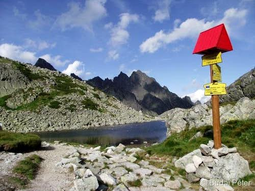 High Tatras' essence by the Poachers' Hut