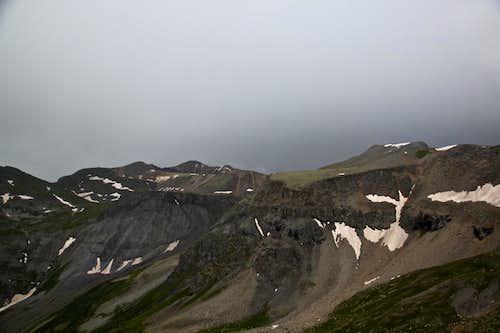 Telluride and Chicago Peaks