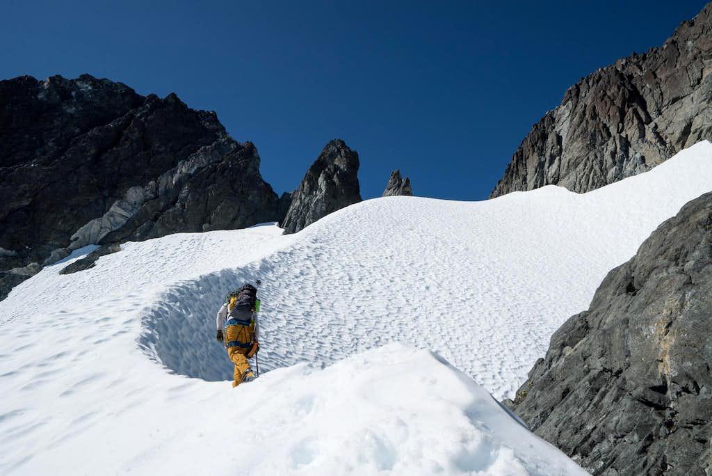 Colonel Foster's Upper Glacier
