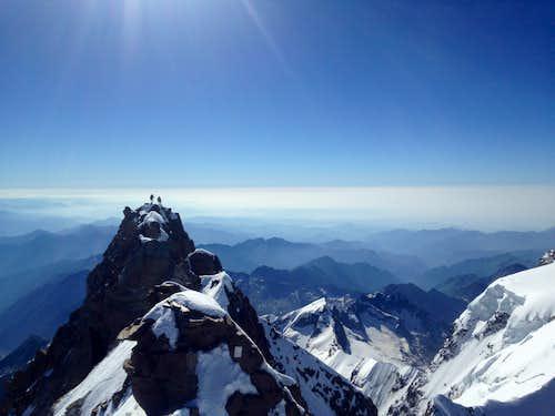 Top of Switzerland