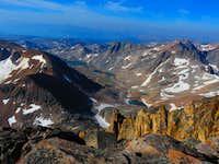 Granite - summit view