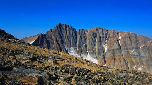 Granite Peak via Froze-to-Death Plateau