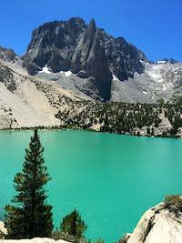 Second Lake (Sierra Nevada)