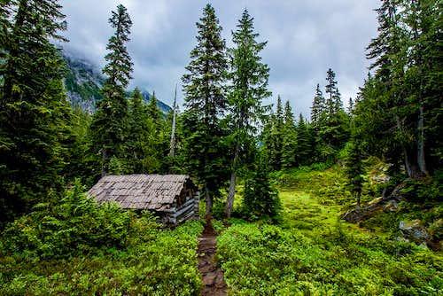 North Cascades Alpine Lakes wilderness