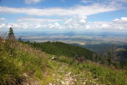 Views Northward