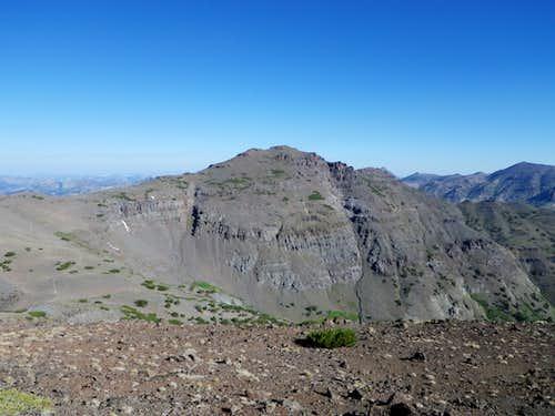 Pacific Crest Peak