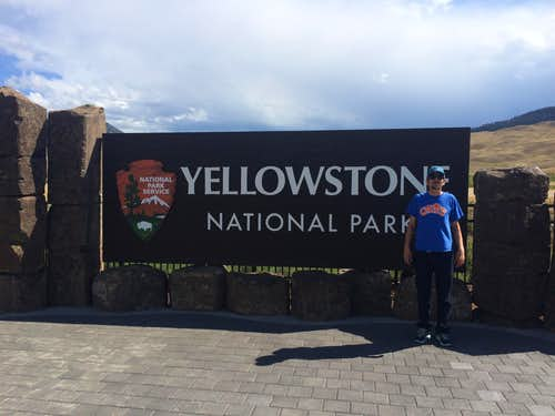 Yellowstone NW Entrance