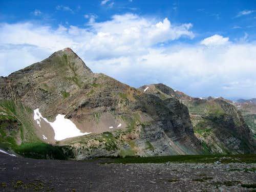 Trail to Purple Peak