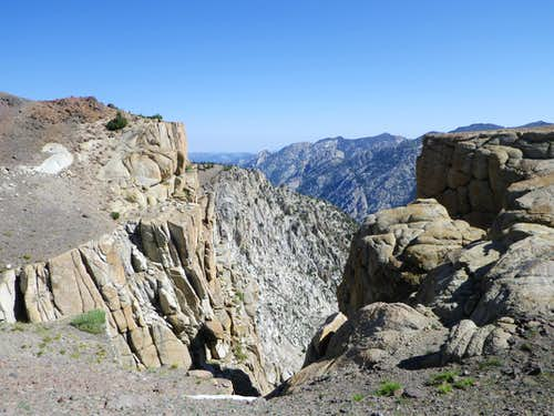 Stanislaus Peak