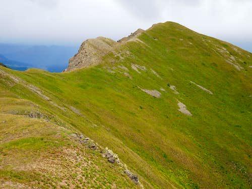 Sockrider Peak 12,308