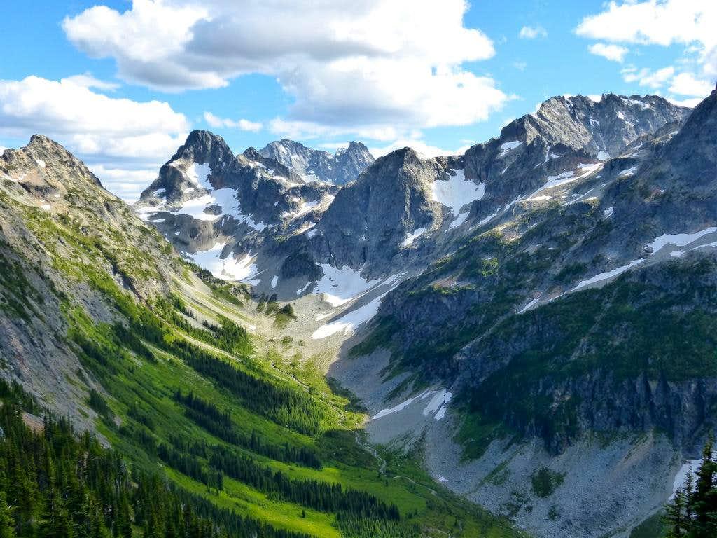 Fisher Creek Basin - North Cascades