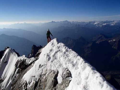 Innominata Ridge - Mont Blanc