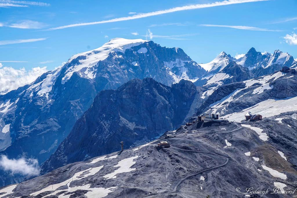 The mighty Ortler