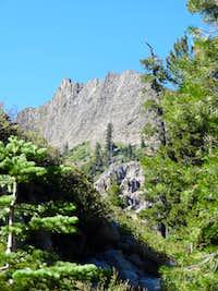 Devils Peak ~ Lake Tahoe Basin