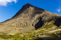 Mount Williwaw West Buttress