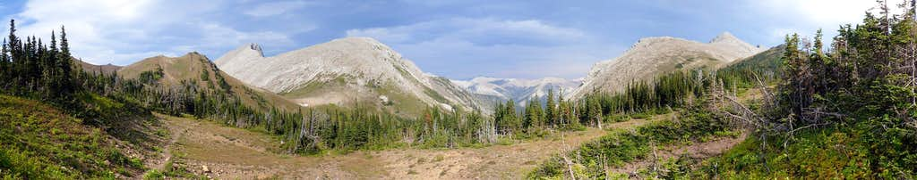 Mount Patrick Gass